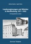 Landesregierungen und Minister in Mecklenburg 1871–1952