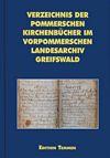 Verzeichnis der pommerschen Kirchenbücher