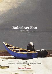 Boleslaw Fac (1929-2000)