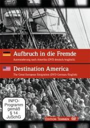 Aufbruch in die Fremde / Destination America (DVD)