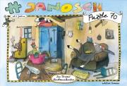 Die Bremer Stadtmusikanten – Puzzle 70 Teile