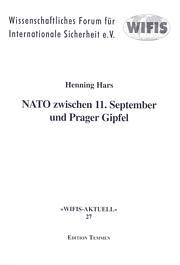 NATO zwischen 11. September und Prager Gipfel