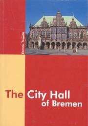 The City Hall of Bremen