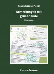 Anmerkungen mit grüner Tinte