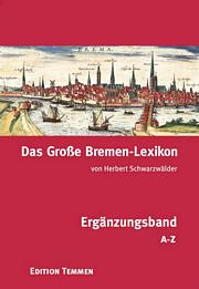 Das Große Bremen-Lexikon (Ergänzungsband)