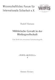 Militärische Gewalt in der Risikogesellschaft