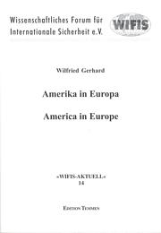 Amerika in Europa. America in Europe