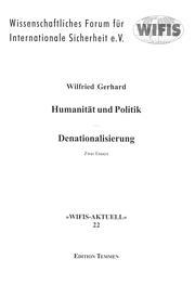 Humanität und Politik - Denationalisierung