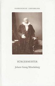 Bürgermeister Johann Georg Mönckeberg
