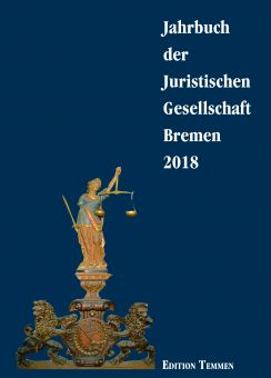 Jahrbuch der Juristischen Gesellschaft Bremen