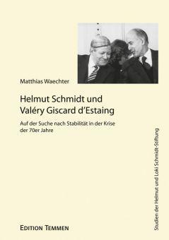 Helmut Schmidt und Valéry Giscard d'Estaing