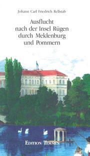 Ausflucht nach der Insel Rügen, Mecklenburg und Pommern