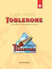Toblerone (englische Ausgabe)