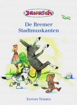 Die Bremer Stadtmusikanten - Plattdeutsch
