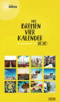 Der Bremen Vier Kalender 2020